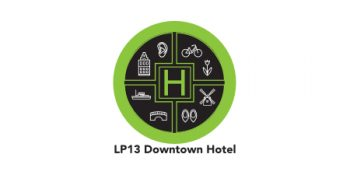 LP13 Downtown Hotel Logo